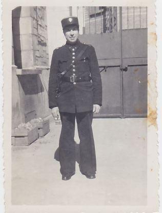 Agent Charles Létoffé en 1941