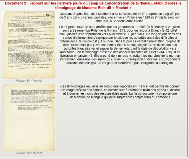 Page internet du site du CRDP de Caen, publiée le 15 mai 2015.