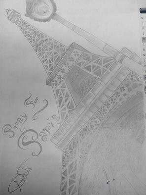 Pray for Paris Cassandra Piat