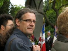 Commémoration Bergen-Belsen Père-Lachaise 11 mai 2014 Photos Philippe Weyl (11)