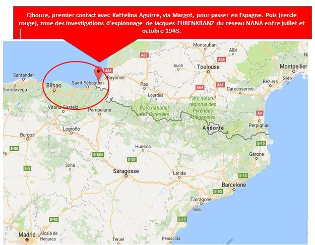 Carte réalisée par l'auteur de l'article à partir d'une capture d'écran sur Google Maps.