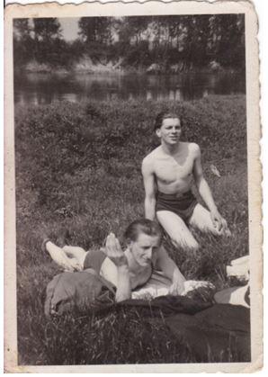 Felix et Elie Spielvogel 1940-41
