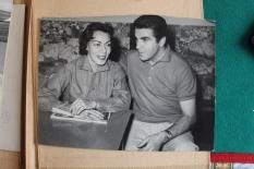 Rosa et Jean Contenté [Collection particulière].