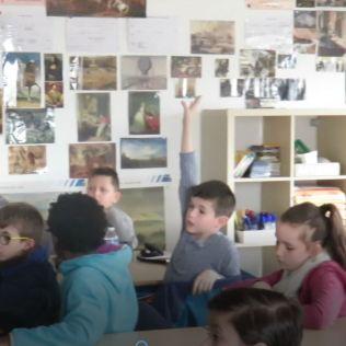 9 avril 2018, école primaire de Noyant-et-Aconin [avec l'aimable autorisation de diffusion des parents d'élèves et de la directrice]